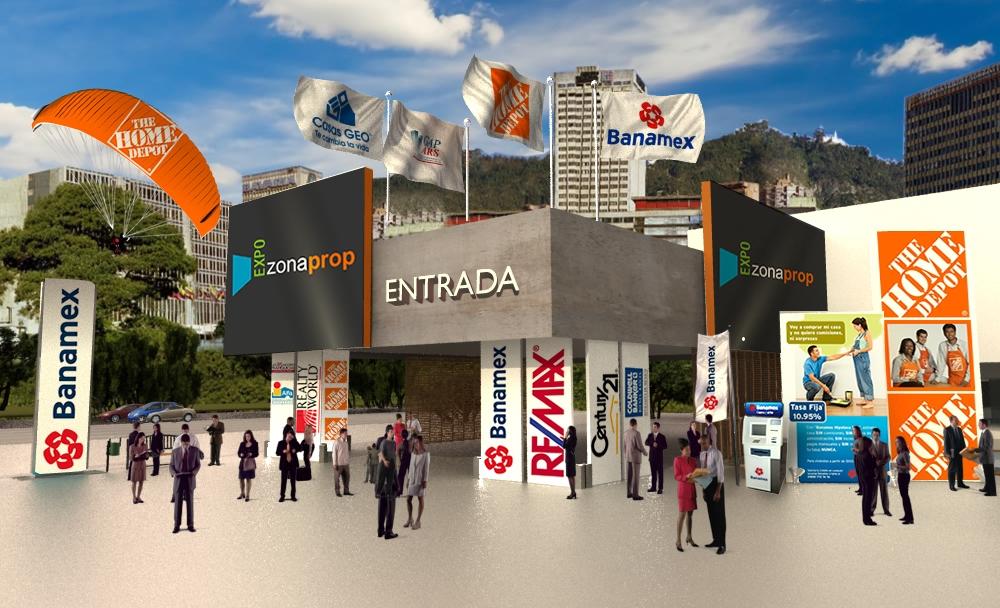 ExpoZonaProp México 2012