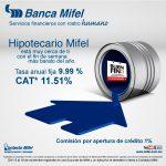 Crédito hipotecario Mifel El Buen Fin