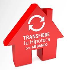 Transfiere tu hipoteca Mi Banco BAM
